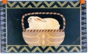 Rabbit in my basket